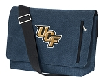 UCF Messenger Bags STYLISH WASHED COTTON CANVAS Blue