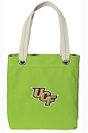 UCF Tote Bag RICH COTTON CANVAS Green
