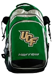 UCF Harrow Field Hockey Lacrosse Backpack Bag Green
