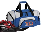 Chi O Small Duffle Bag Royal