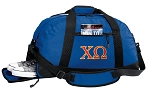 Chi O Duffle Bag Royal