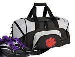 Small Clemson University Gym Bag or Small Clemson Tigers Duffel
