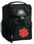 Clemson Insulated Lunch Box Cooler Bag