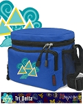 Tri Delt Sorority Lunch Bags Tri Delta Lunch Totes