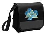 Tri Delt Lunch Bag Cooler Black