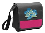 Tri Delt Lunch Bag Cooler Pink