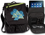 Tri Delt Tablet Bags & Cases Green