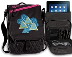 Tri Delt Tablet Bags & Cases Pink