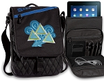 Tri Delt Tablet Bags & Cases Blue