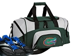 Florida Gators Small Duffle Bag Green
