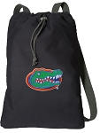 Florida Gators Cotton Drawstring Bag Backpacks