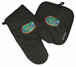 University of Florida Oven Mitt and Logo Potholder Set
