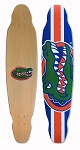 University of Florida Longboard Skateboard Deck