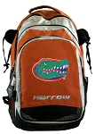 University of Florida Harrow Field Hockey Lacrosse Backpack Bag Orange