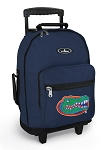 Florida Gators Rolling Navy Backpacks
