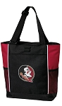 FSU Tote Bag Red