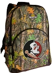 Florida State Backpack REAL CAMO DESIGN