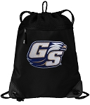 Georgia Southern Drawstring Backpack MESH & MICROFIBER