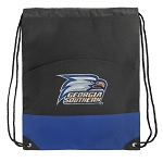 Georgia Southern University Drawstring Backpack