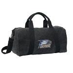 Georgia Southern Duffel RICH COTTON Washed Finish Black