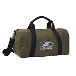 Georgia Southern Duffel RICH COTTON Washed Finish Khaki