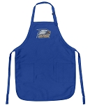 Deluxe GSU Apron Georgia Southern Logo for Men or Women