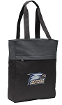 Georgia Southern Tote Bag Everyday Carryall Black