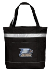 Georgia Southern Insulated Tote Bag Black