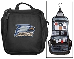 Georgia Southern Toiletry Bag or Georgia Southern Eagles Shaving Kit Travel Organizer for Men