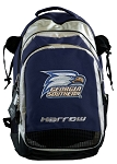 Georgia Southern Harrow Field Hockey Backpack Bag Navy