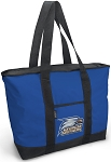 Georgia Southern Blue Tote Bag