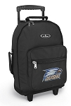Georgia Southern Rolling Backpacks Black