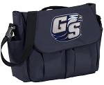 Georgia Southern University Diaper Bag Official NCAA College Logo Blue