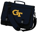 Georgia Tech Messenger Bag Navy