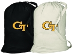 Georgia Tech Laundry Bags 2 Pc Set