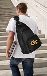Georgia Tech Backpack Cross Body Style