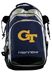 Georgia Tech Harrow Field Hockey Backpack Bag Navy