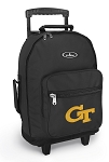 Georgia Tech Rolling Backpacks Black