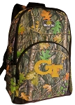 Georgia Tech Backpack REAL CAMO DESIGN
