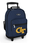 Georgia Tech Rolling Navy Backpacks