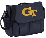 Georgia Tech Diaper Bag Navy
