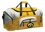 Large University of Iowa Duffle Bag or Iowa Hawkeyes Luggage Bags