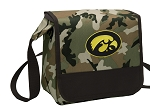 Iowa Hawkeyes Lunch Bag Cooler Camo