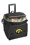 University of Iowa Rolling Cooler Bag
