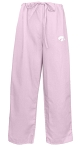 University of Iowa Hawkeyes Pink Scrubs Pants Bottoms-Size XL-