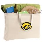 Iowa Hawkeyes Jumbo Tote Bag