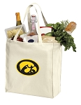 Iowa Hawkeyes Shopping Bags Canvas