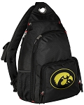 University of Iowa Backpack Cross Body Style