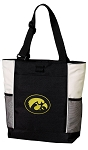 University of Iowa Tote Bag W