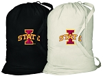 Iowa State Laundry Bags 2 Pc Set